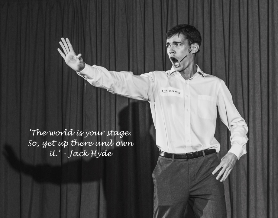 World is Your Stage